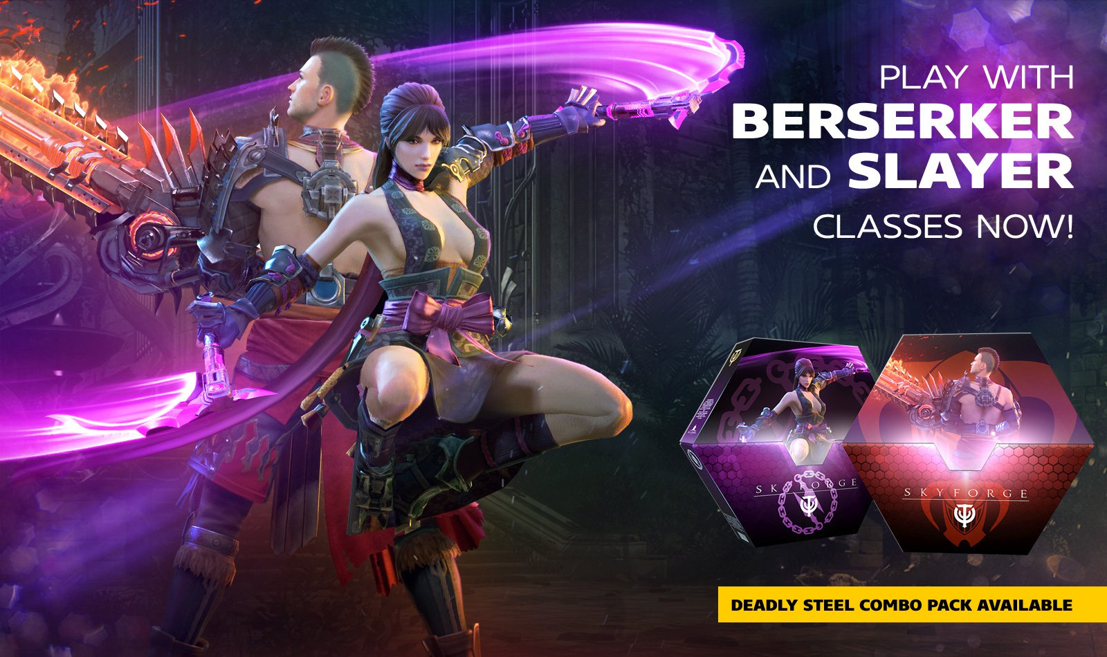 Skyforge-Berserker-and-Slayer-promo