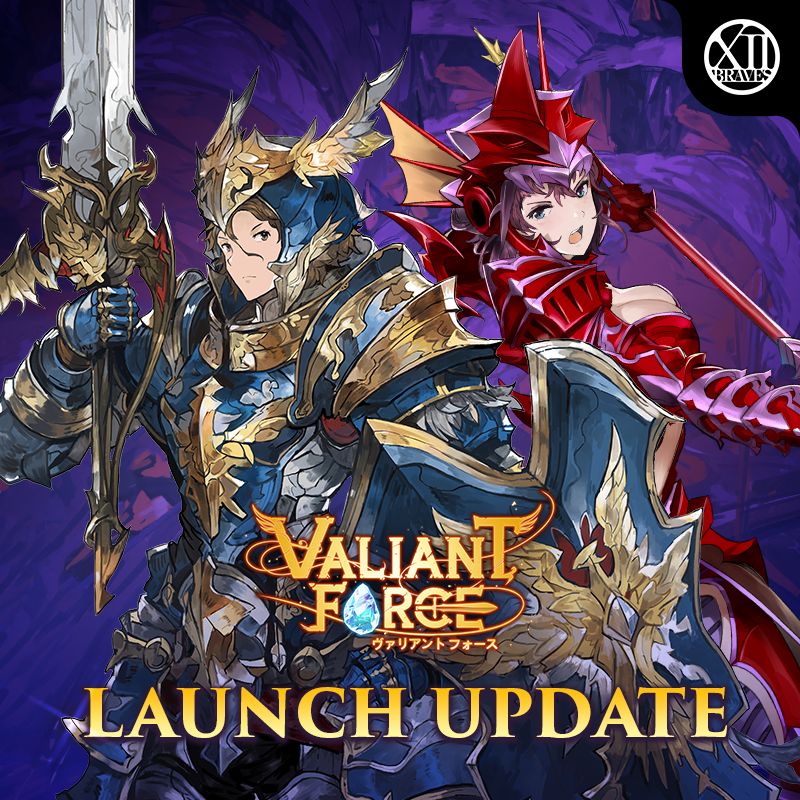 Valiant-Force-launch-update