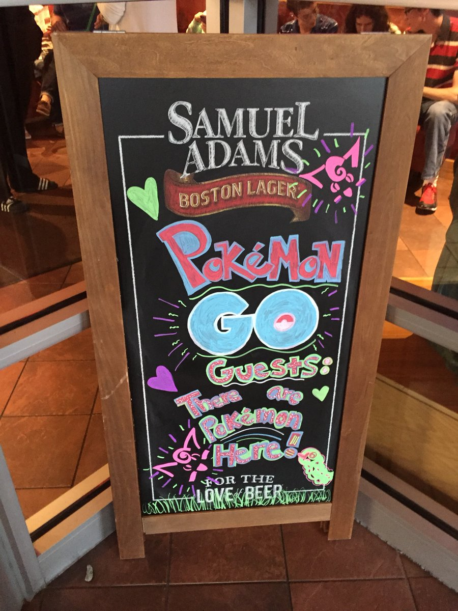 Restauran-with-Pokemon-Lure