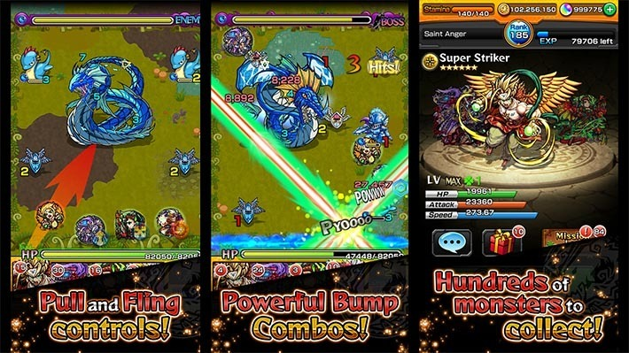 Monster-Strike-screenshot