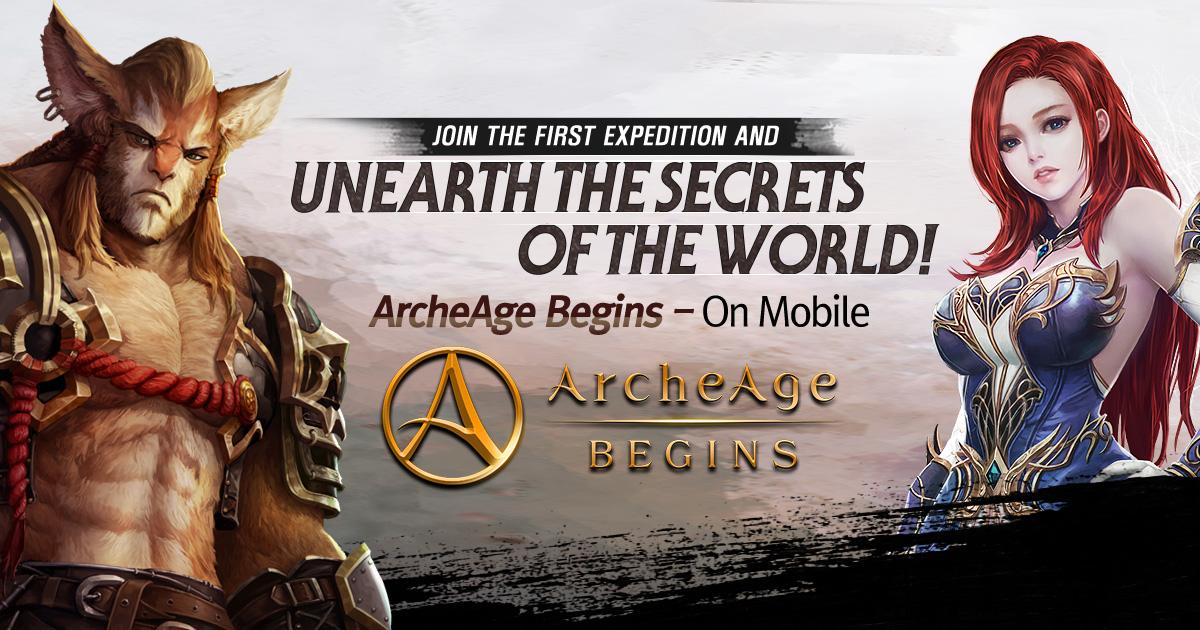 archeage-begins