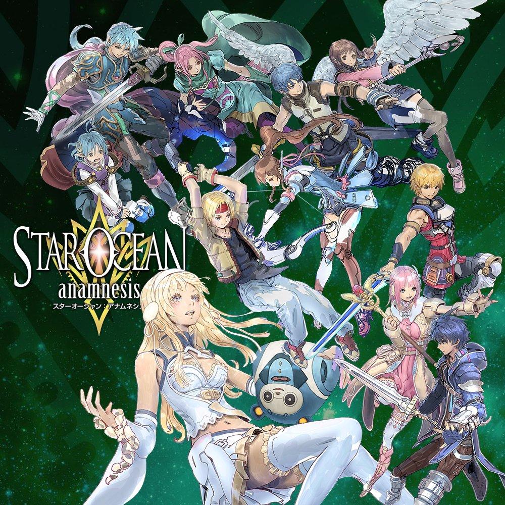 star-ocean-anamnesis-poster