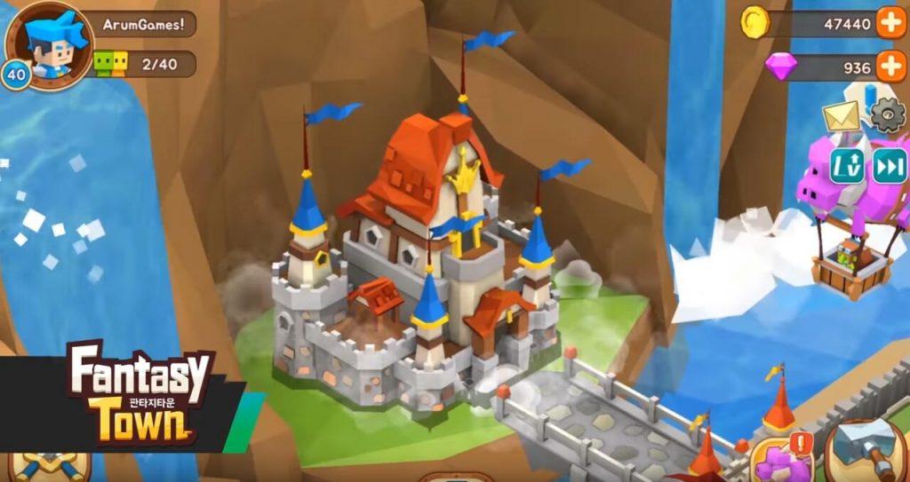 fantasy-town